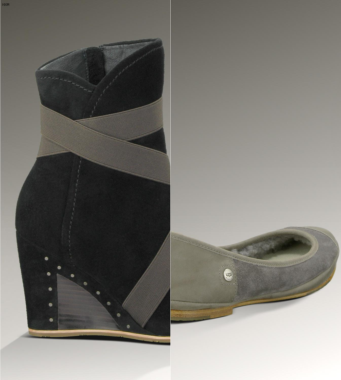 chaussons ugg femme solde