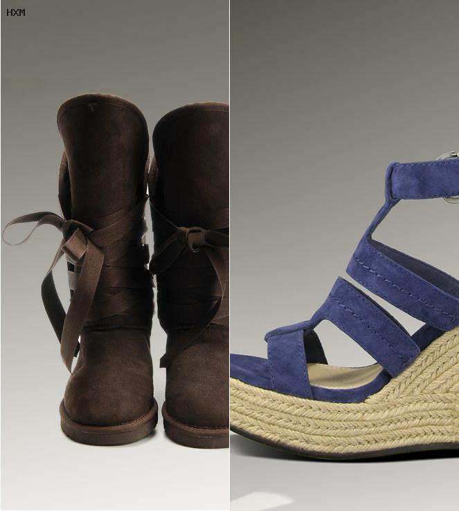 chaussure femme ugg promo